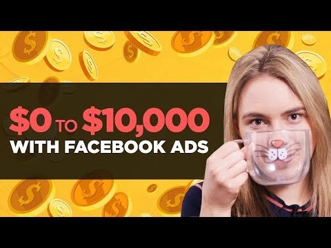 From $0 to $10,000/Month w/ Facebook Ads in 30 Days (w/ an Online Store) w/ Adrian Morrison