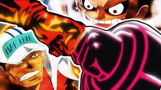 RUFFY vs. AKAINU, was ist wenn ODA stirbt? One Piece Theorien Podcast