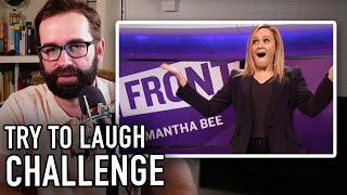 Matt Walsh Tries to Laugh at Feminist Comedian Samantha Bee (WARNING: 98% Will Fail)