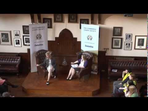 Katie Hopkins | The Cambridge Union