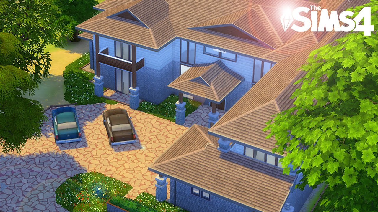 Maison Tropical Sims 4 A Telecharger Les 20 Meilleures Images De Selection De Maison Sims 4 A