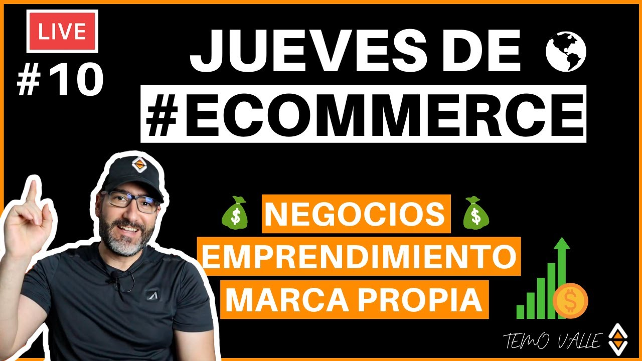 ⭕ Como Vender en Amazon FBA, Mercadolibre & Shopify 🔥 #TemoValle