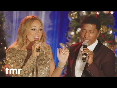 Mariah Carey & Baface  Christmas Time Is In The Air Again from Merriest Christmas