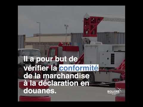 Bolloré Togo - Scanner Mobile Togo Terminal