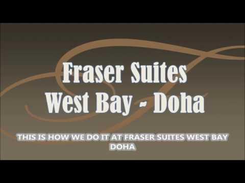 GUEST SAFETY & SECURITY at Fraser Suites West Bay Doha