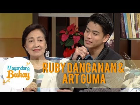 Magandang Buhay: Art shares how he was able to accept growing up with his foster parents