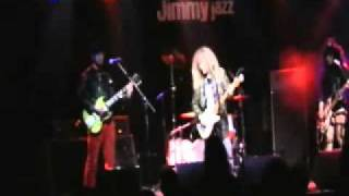 Dec/6th/2010 at Vitoria / Jimmy Jazz SONG:A NIGHT OF THE SHOOTING S...