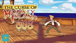 The Curse Of Monkey Island #008 - Ich bin Gummi, du bist Stahl [Oberaffiger Modus] [HD+] [Deutsch]