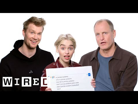 Solo: A Star Wars Story Cast Answer the Web's Most Searched Questions  WIRED