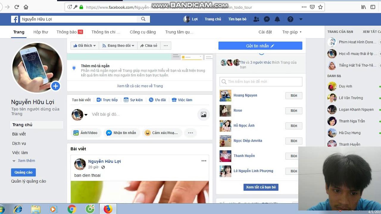 Bài 16 tạo trải nghiệm tức thì(canvas)fanpage Facebook marketing