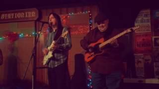 Johnny Hiland jams with Jack Pearson at the Station Inn Nashville