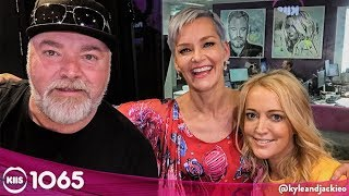 Peter Overton FLIPPED OUT After Hearing Us Discuss Sex Life With Jessica Rowe!