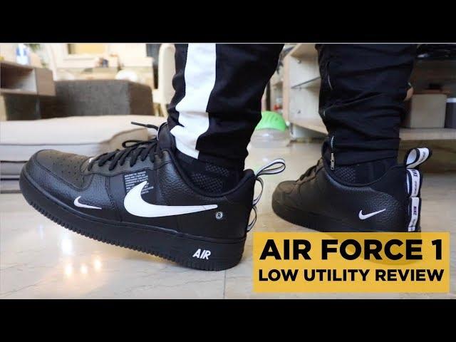 Nike Lunar Force 1 Duckboot Low Triple White Grailify