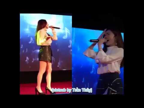 """[vietsub] Davichi Haeri's Mistake: Let's """"na Na Na"""""""