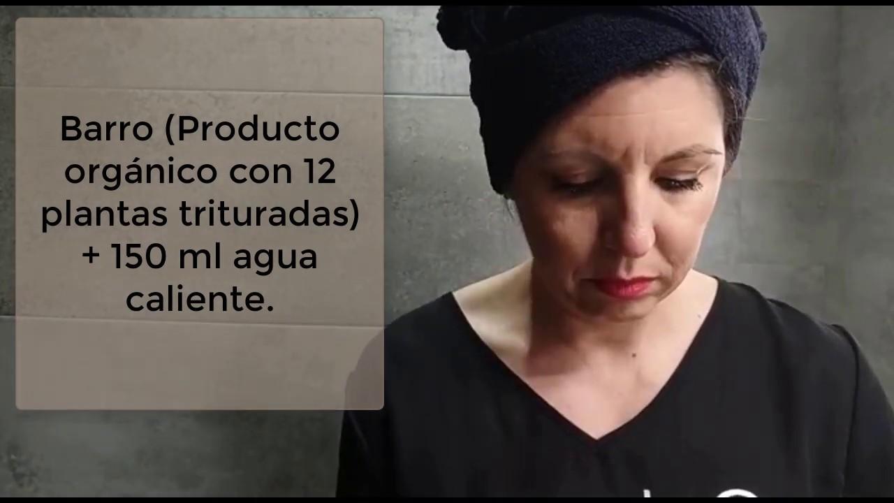 Aplicación De Barro Fortalecedor Del Cabello Youtube