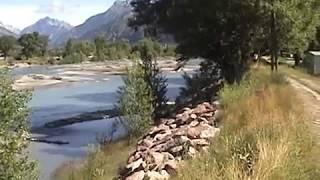 La Durance, Eygliers, Les Hautes Alpes
