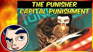 """The Punisher """"Capital Punishment"""" (Punisher Vs Captain America) - Complete Story"""