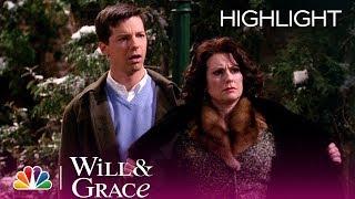 Luke Perry: The Hot Gay Nerd - Will & Grace (Highlight)