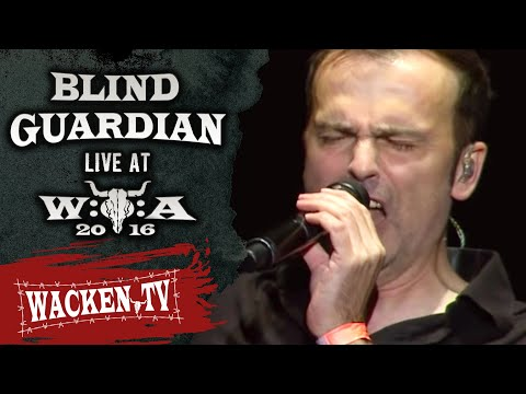 Blind Guardian - The Bard's Song & Valhalla - Live At Wacken Open Air 2016
