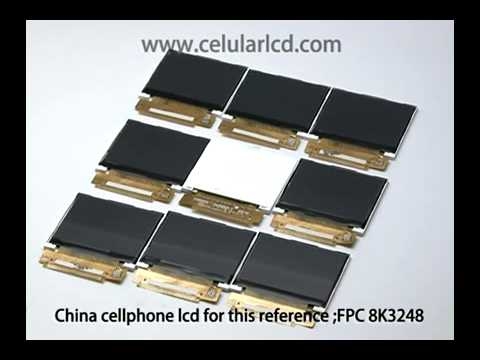 China LCD and Touch for cellphone