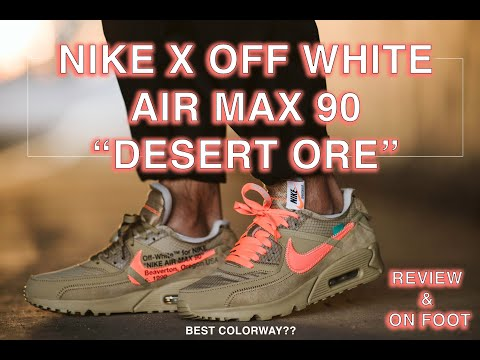 e1e886f281 FINALLY got the Nike x Off White Air Max 90 s BEST Colorway!