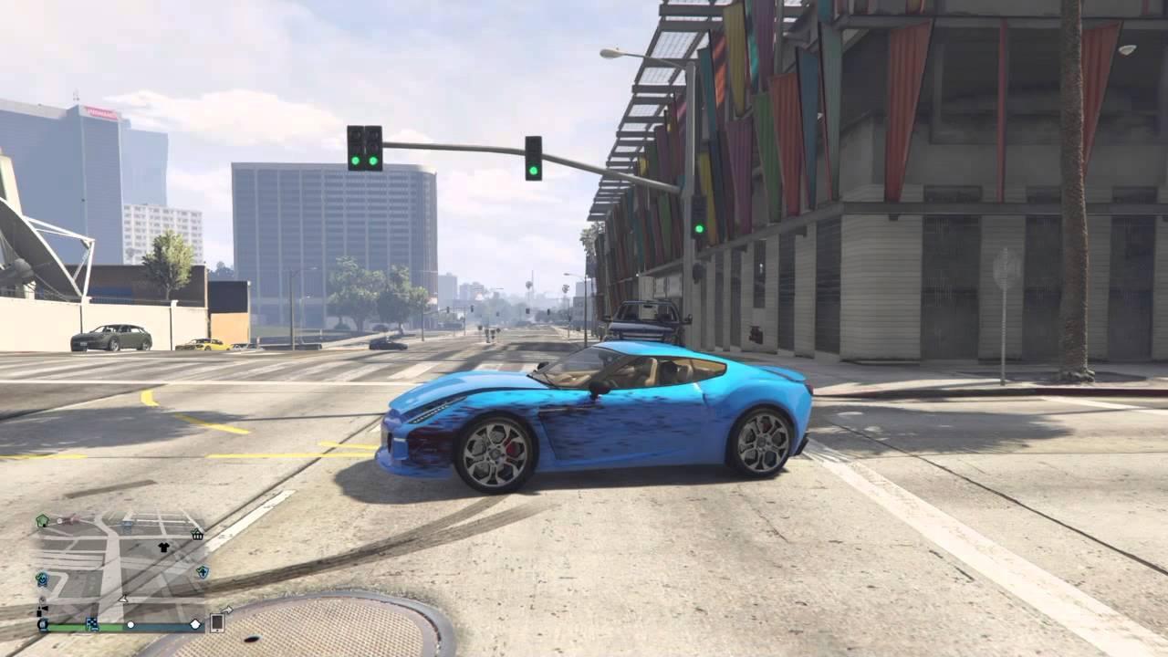 Gta 5 worst car crash ever aftermath