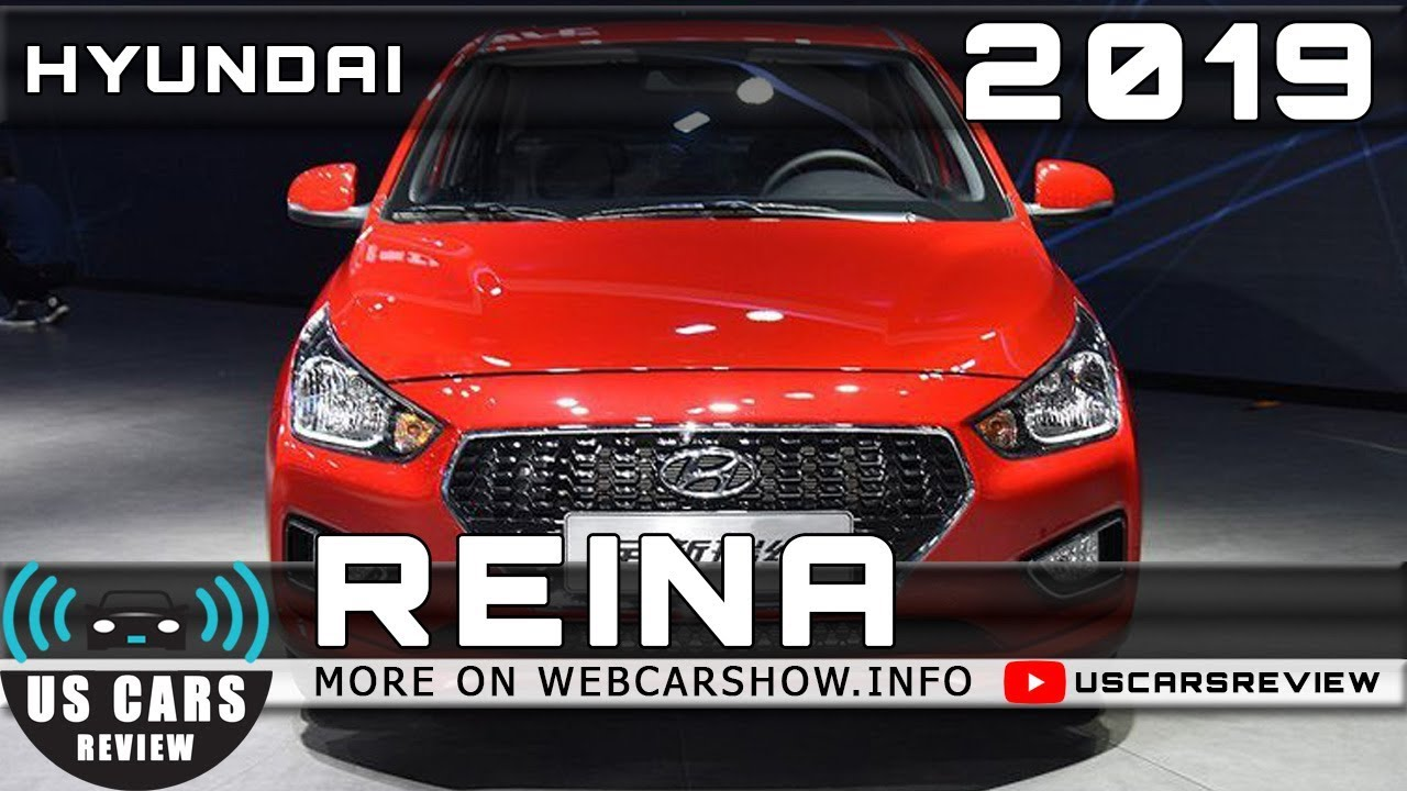 2019 Hyundai Reina Review Release Date Specs Prices Youtube