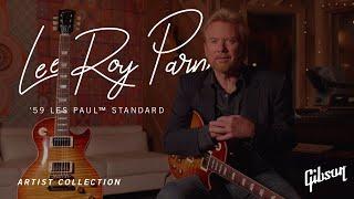 Lee Roy Parnell '59 Les Paul Standard Abilene Sunset Burst