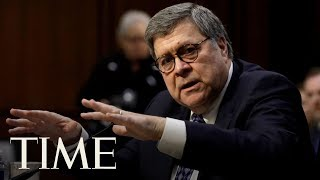 U.S. Attorney General William Barr Testifies Before Congressional Committees On Budget | TIME