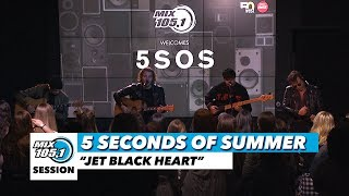 5 Seconds Of Summer Jet Black Heart Mix Session