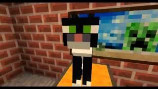 Minecraft приколы  - Мой кот любит Хип Хоп