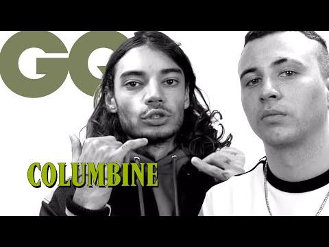 Les punchlines de Columbine (Booba, Les Affranchis, Orelsan...)  | GQ