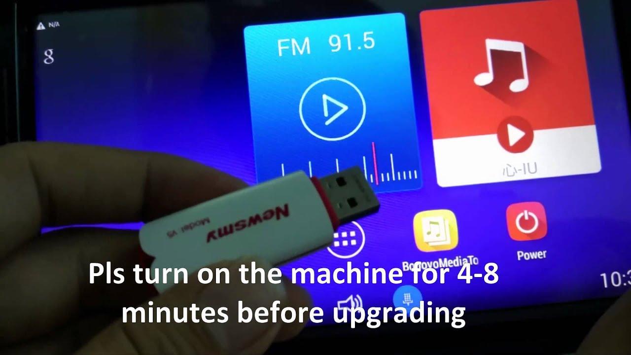 Chạy lại firmware wince cho đầu DVD trên ô tô | OTOFUN | CỘNG ĐỒNG