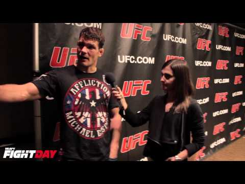 TUF 14 Finale: Michael Bisping Post-Fight Interview