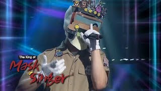 "He Surprisingly Chose To Sing ""Energetic"" By Wanna One [The King Of Mask Singer Ep 152]"