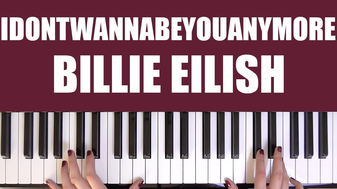 Watch billie eilish piano chords