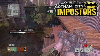 Gotham City Impostors | RAGE on Gotham Power! (Live Gameplay)