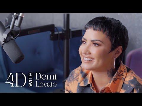Demi Lovato - 4D With Demi Lovato (Trailer)