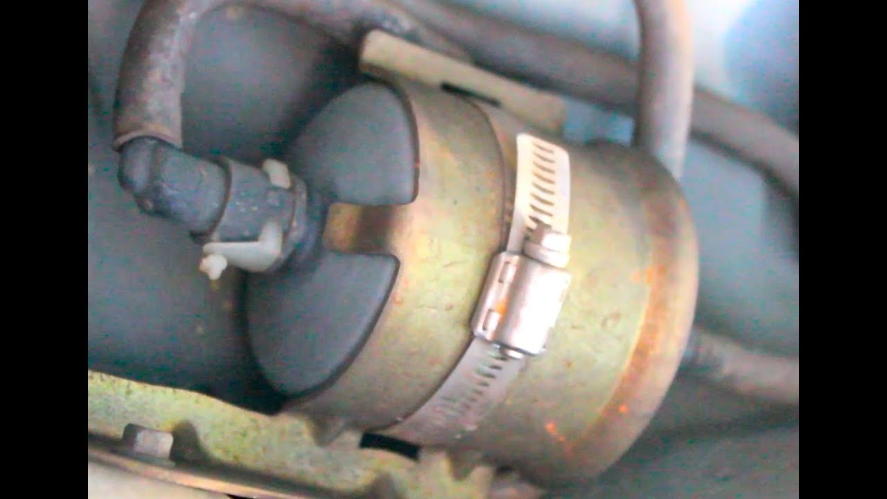 2010 Ford Explorer Fuel Filter Location 2000