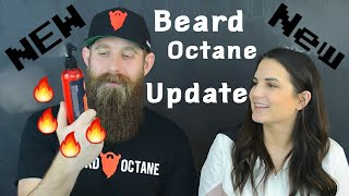 Beard Octane Update New Scent and Products