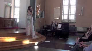 Смотреть клип Saara Aalto Ft. Teemu Roivainen - The Prayer