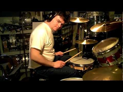 Steve Gadd 50 WAYS TO LEAVE YOUR LOVER Drum Groove