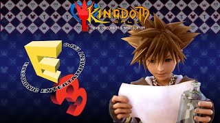 My Kingdom Hearts E3 2015 Wishlist - Kingdom Call
