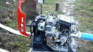 čerpadlo Waterous 603/3