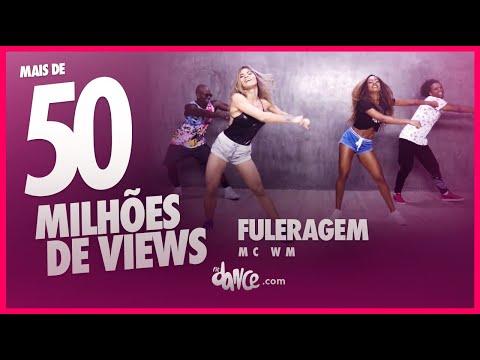 Fuleragem - MC WM | FitDance TV (Coreografia) Dance Video thumbnail