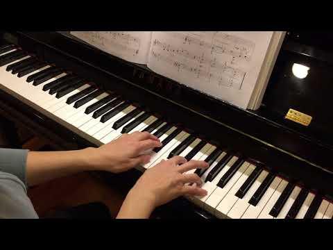 汤普森简易钢琴教程 4 Giant Redwood Trees