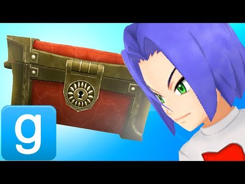 Gmod PUT THE CASH MONEY IN THE BOX! Game (Garrys Mod)