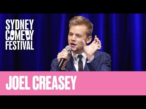 Joel Creasey - Sydney Comedy Festival 2015