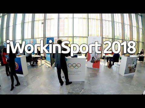 Official Video IWorkinSport Job Fair 2018