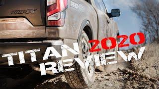 2020 Nissan Titan Review - Does It Measure Up